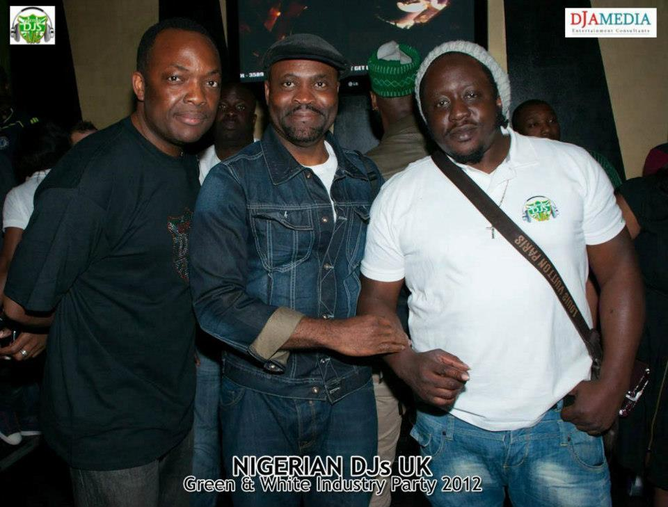 Nigeria's finest UK DJs industry party 2012 (6/6)