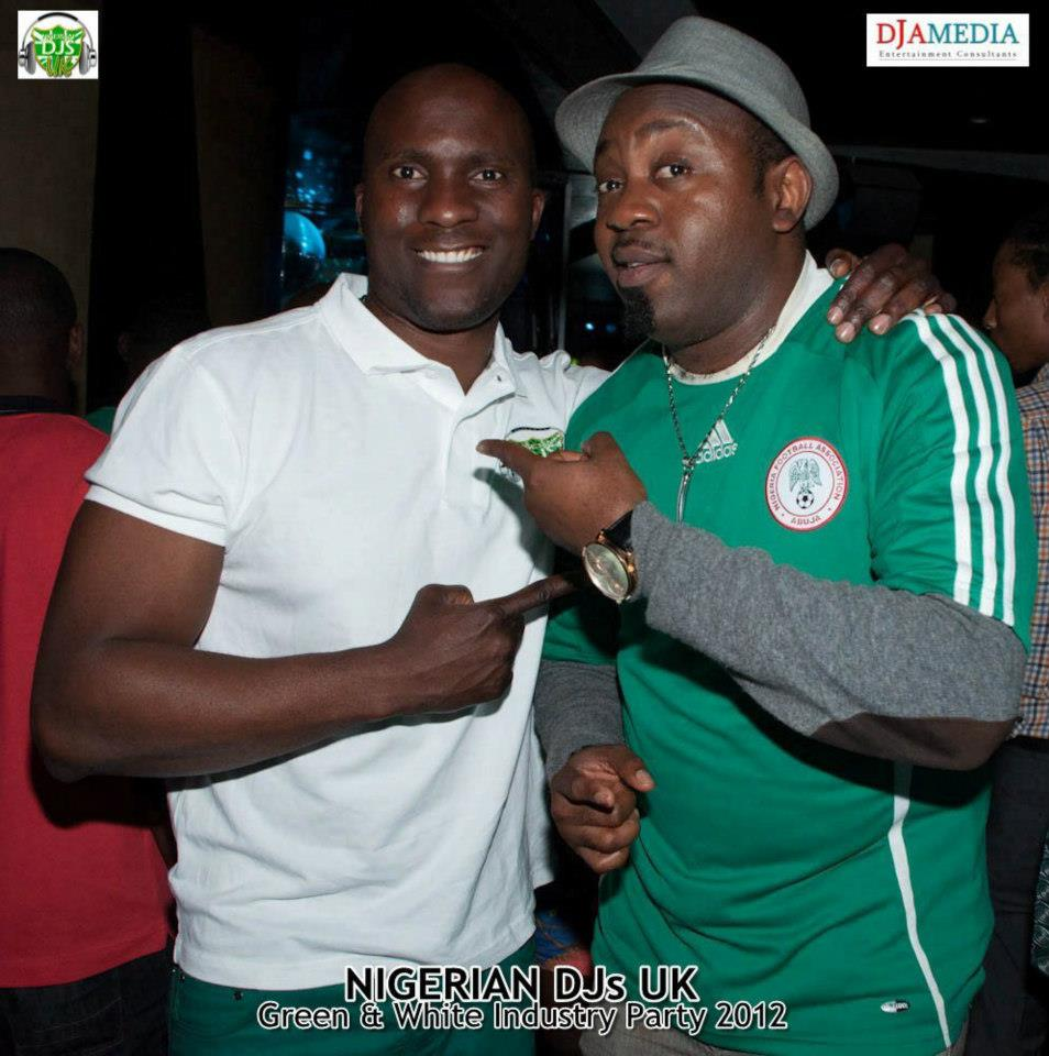 Nigeria's finest UK DJs industry party 2012 (5/6)